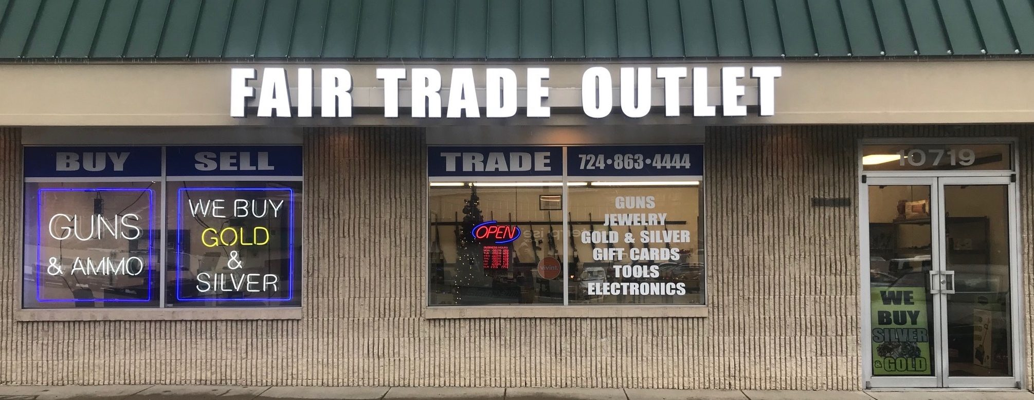 Buy Sell Trade in Irwin, PA | Trade Shop | Coins & Electronics